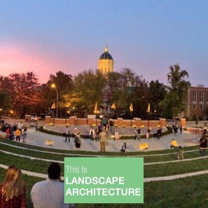 features a meeting spot for students and alumni to celebrate at @mizzou. can accommodate nearly 300 seated people and features over 4000sf of and pavers.