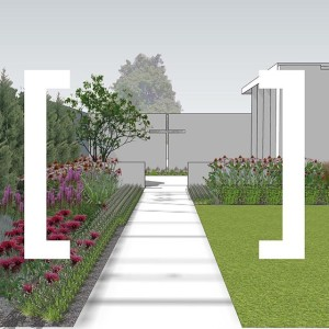 is more than - and we are counting them down! 8/17 The @deaconessfound garden and site design blends community space with private views and courtyards. . . . .