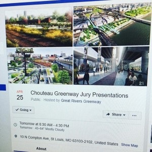 TOMORROW! Come and hear the four finalist teams present their visions for to the jury and DOC partners including @greatriversstl ! 8:30, 10:30, 1:00 and (our team!) 3:00 at @harrisstowe @dtlsstudio is proud to have teamed with @fieldoperations @wsp.usa @cbabi @cbbtraffic @aturah on this transformational vision for the city [ ]